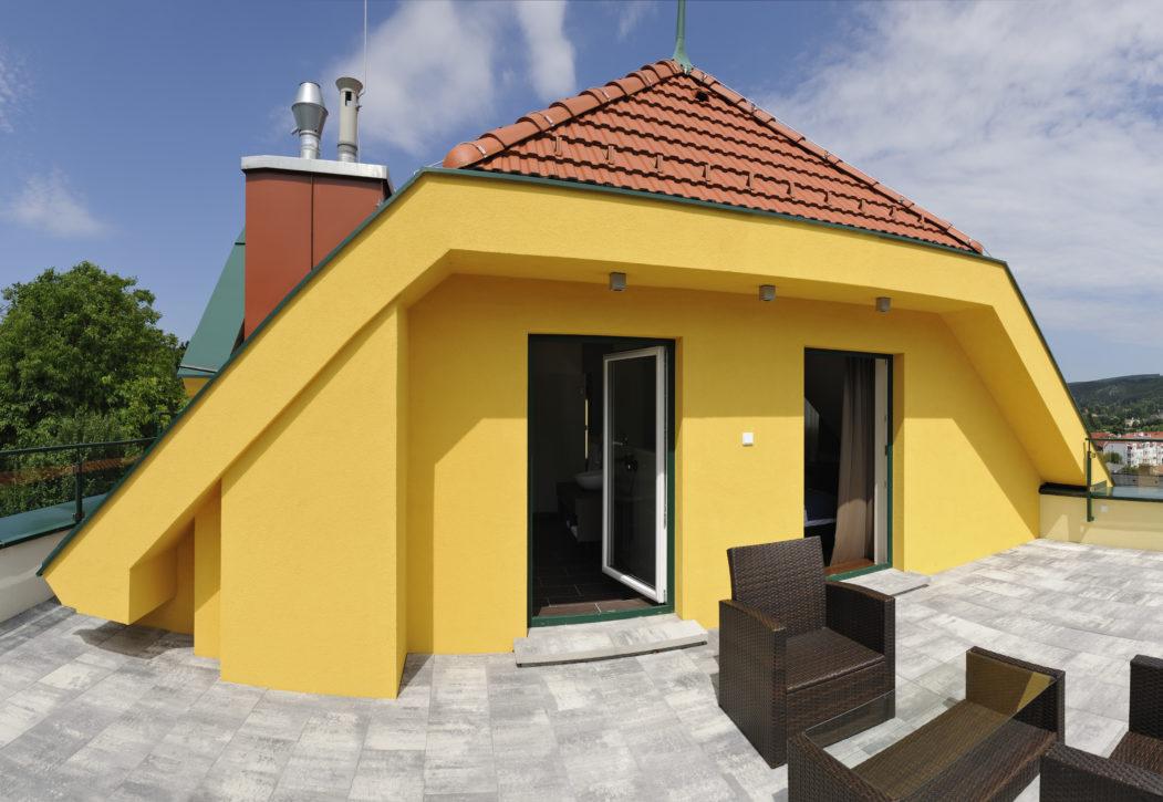 Superior Dachterrasse
