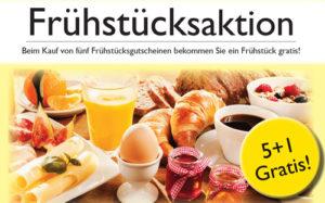 Frühstücksaktion
