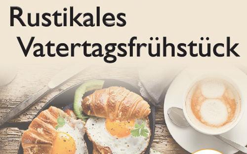 Vatertagsfrühstück in der Kaiservilla 2017