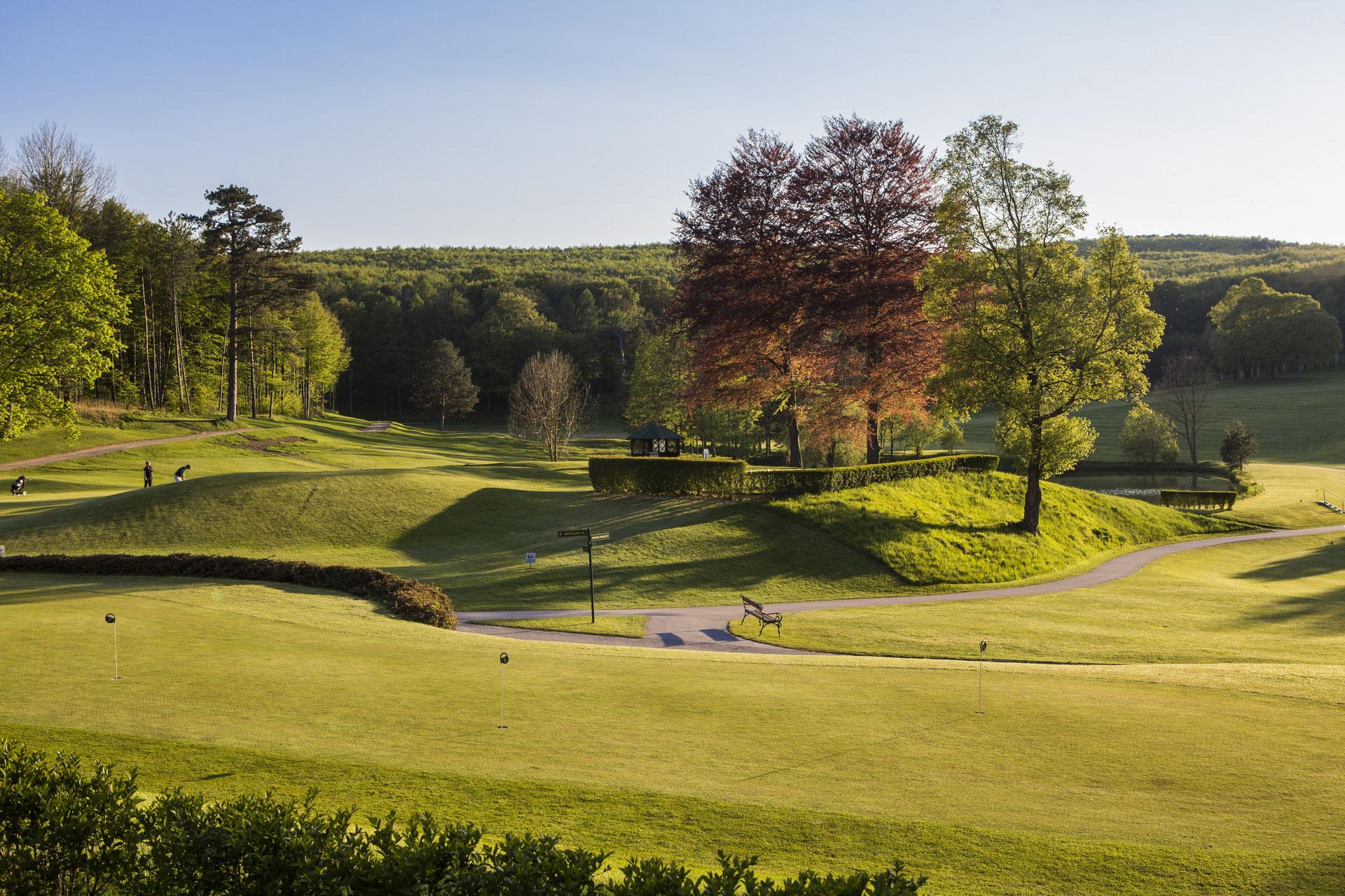 Golfplatz Enzesfeld